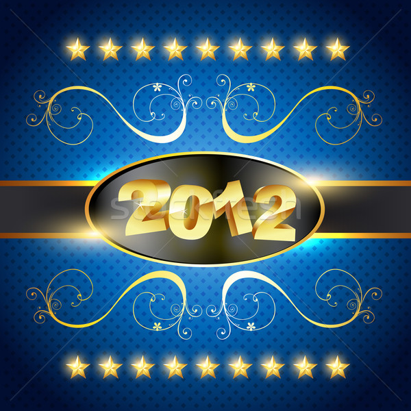 happy new year Stock photo © Pinnacleanimates