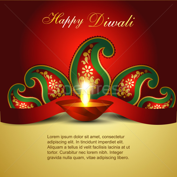 Stock photo: diwali festival