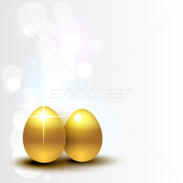 golden egg Stock photo © Pinnacleanimates