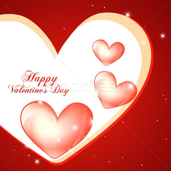 valentine background Stock photo © Pinnacleanimates