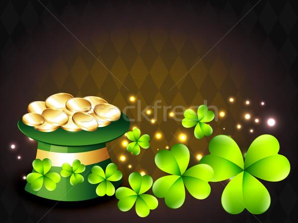 saint patrick's day background Stock photo © Pinnacleanimates