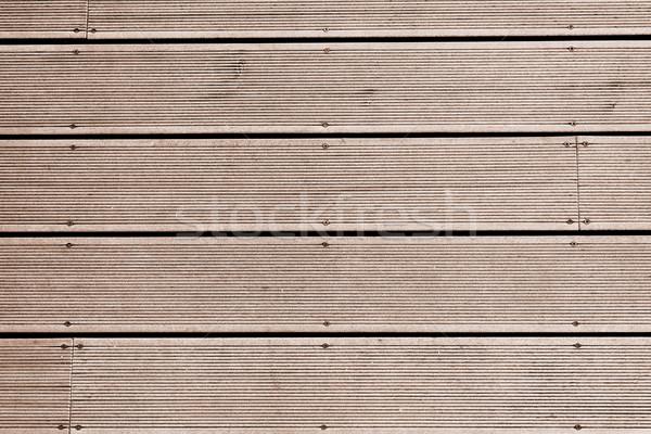 Photo stock: Bois · façade · bâtiment · texture