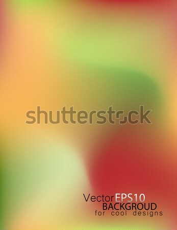 Hoog tech abstract warm kleuren Stockfoto © pixachi