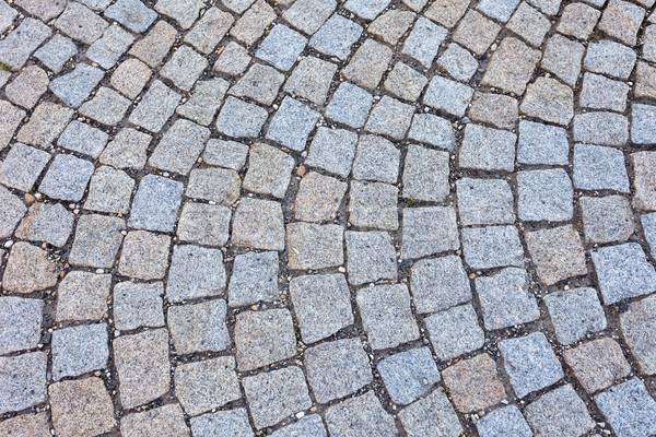 Pavement of granite in Budapest  Stock photo © pixachi