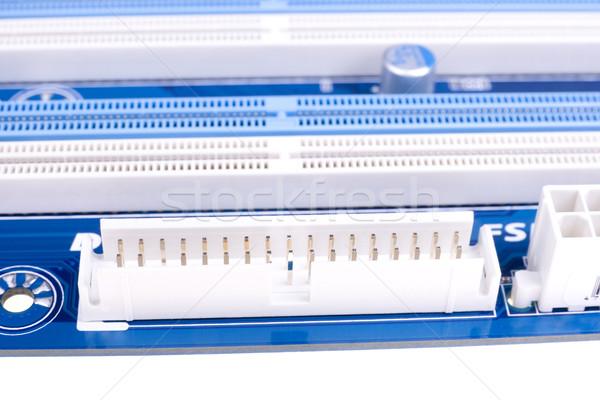 PCI slots Stock photo © pixelman