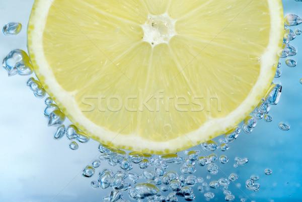 Lemon slice Stock photo © pixelman