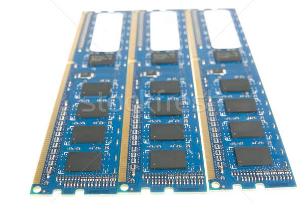DDR memory Stock photo © pixelman