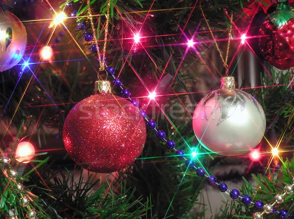 Christmas tree Stock photo © pixelman