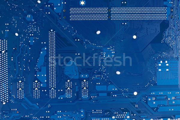 PCB Board Stock photo © pixelman