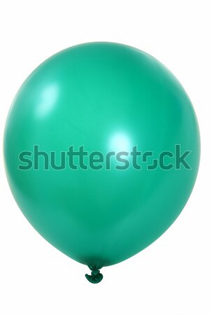 Green ballon Stock photo © pixelman