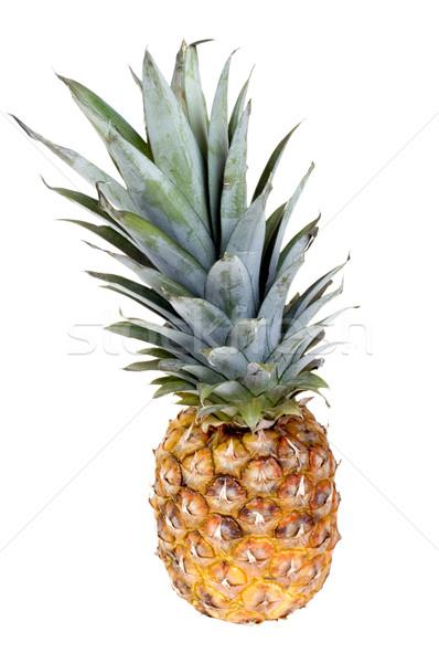 Ananas sweet exotique fruits isolé blanche Photo stock © pixelman