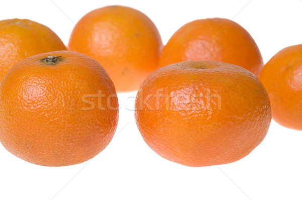 Tangerine Stock photo © pixelman