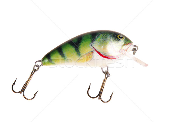 Fishing bait wobbler Stock photo © pixelman