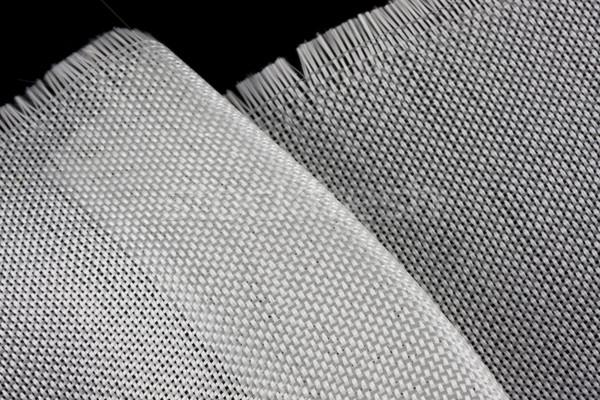 fiberglass cloth on black backround Stock photo © PixelsAway