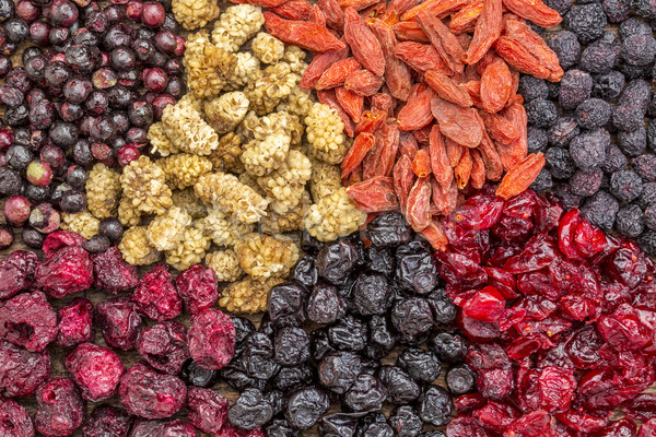 healthy dried superfruit berries  Stock photo © PixelsAway