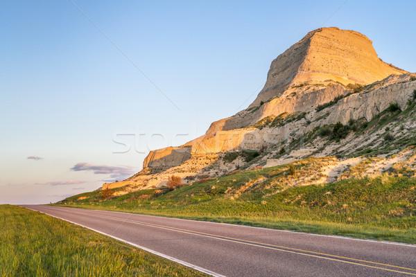 Scotts Bluff National Monument in Nebraska Stock photo © PixelsAway