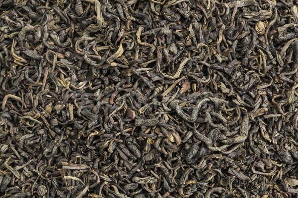 Chun mee green tea  Stock photo © PixelsAway