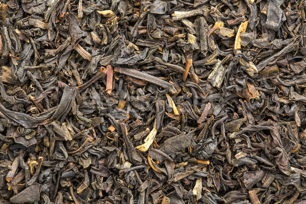 Doku Çin oolong siyah çay makro Stok fotoğraf © PixelsAway