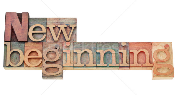 new beginning Stock photo © PixelsAway