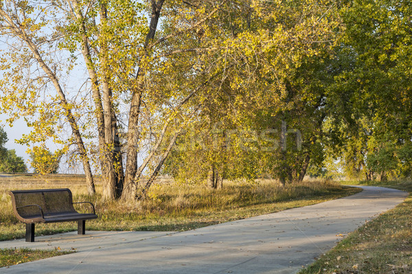 recreational biking trail Stock photo © PixelsAway