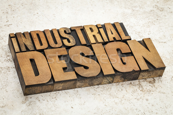 industrial design Stock photo © PixelsAway