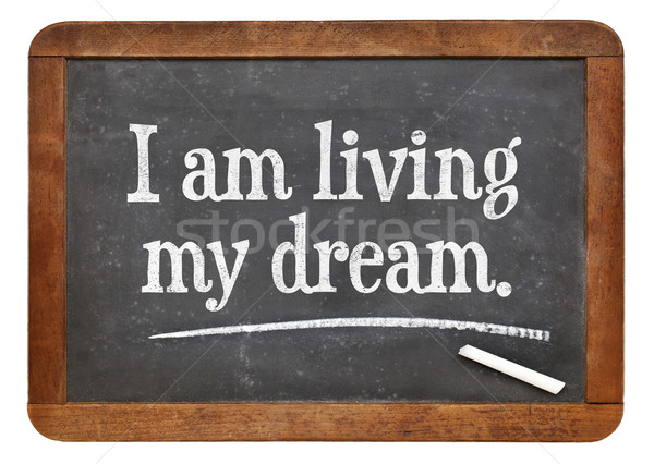 I am living my dream Stock photo © PixelsAway