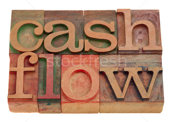 cash flow Stock photo © PixelsAway