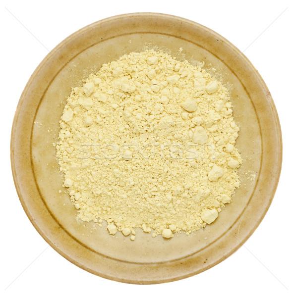 соснового пыльца питание изолированный Сток-фото © PixelsAway