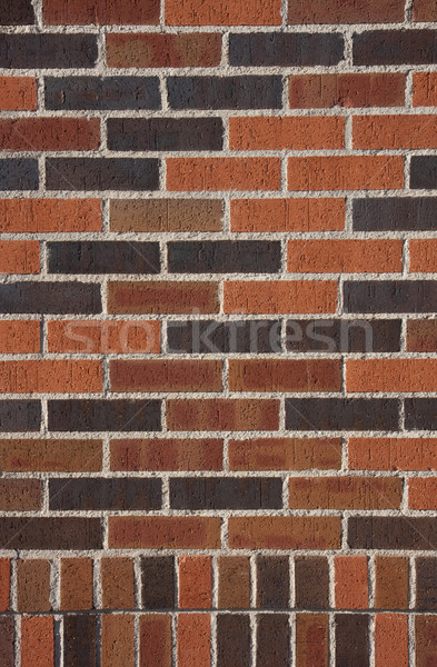 colorful terracotta brick background Stock photo © PixelsAway