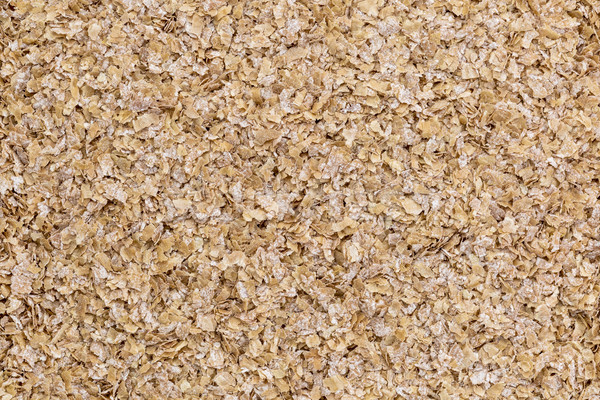 Buğday kepek doku üst görmek Stok fotoğraf © PixelsAway