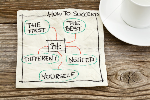 how to succeed advice Stock photo © PixelsAway