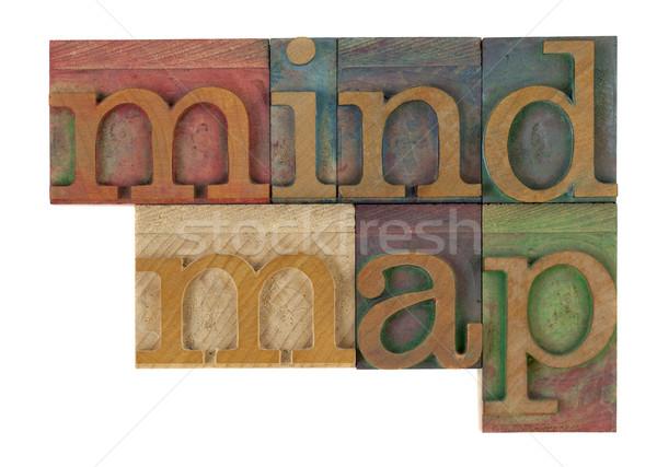 mind map Stock photo © PixelsAway