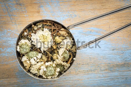 blood circulation and metabolism tea Stock photo © PixelsAway
