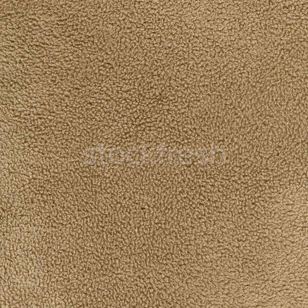 beige fleece background Stock photo © PixelsAway