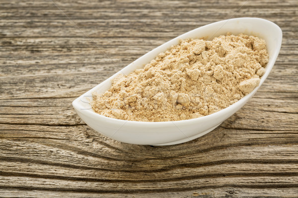 maca root powder i Stock photo © PixelsAway