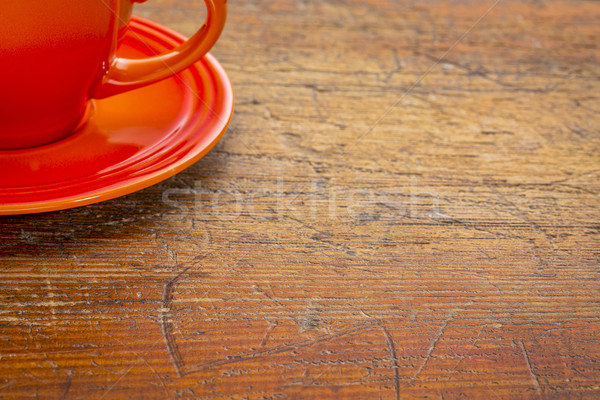 coffee cup abstract Stock photo © PixelsAway