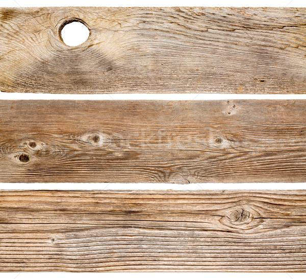 ヒマラヤスギ 木材 孤立した 風化した 白 ストックフォト © PixelsAway