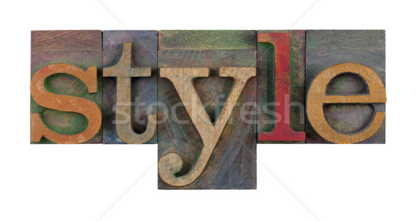 style Stock photo © PixelsAway
