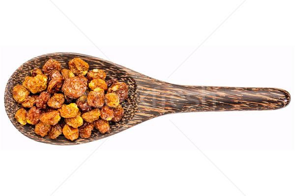 dried golden berries Stock photo © PixelsAway