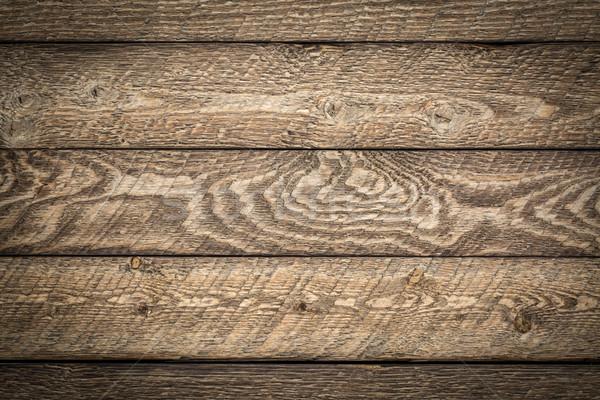 Intemperie rustico fienile legno legno Foto d'archivio © PixelsAway
