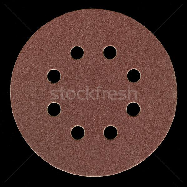 fine grit sanding disk Stock photo © PixelsAway