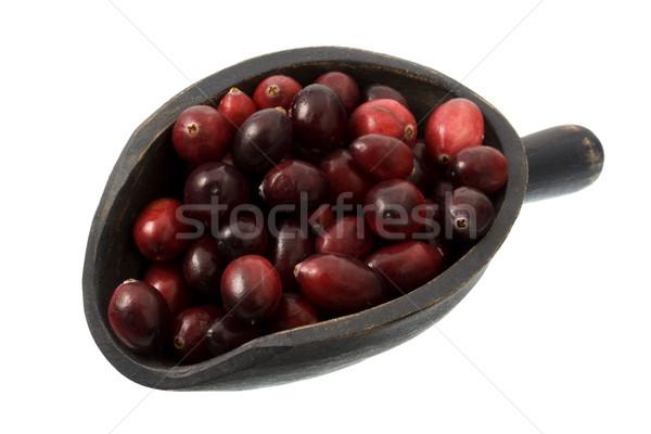 scoop of fresh cranberries Stock photo © PixelsAway