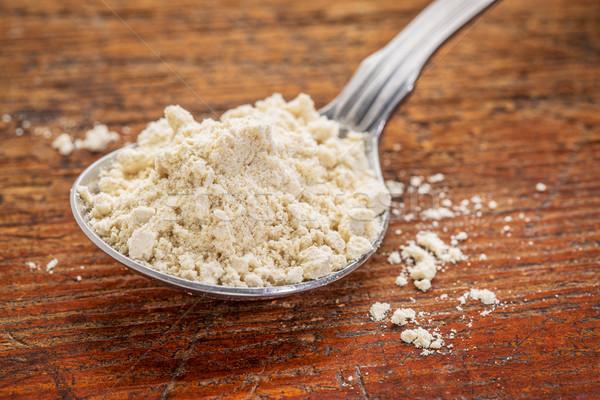 tablespoon of quinoa flour Stock photo © PixelsAway