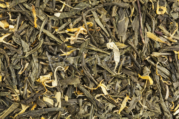 loose leaf green tea Stock photo © PixelsAway