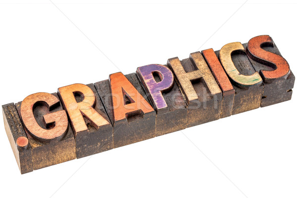 dot graphics internet doamin Stock photo © PixelsAway