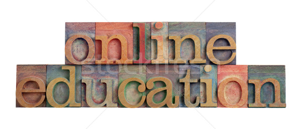 online education Stock photo © PixelsAway
