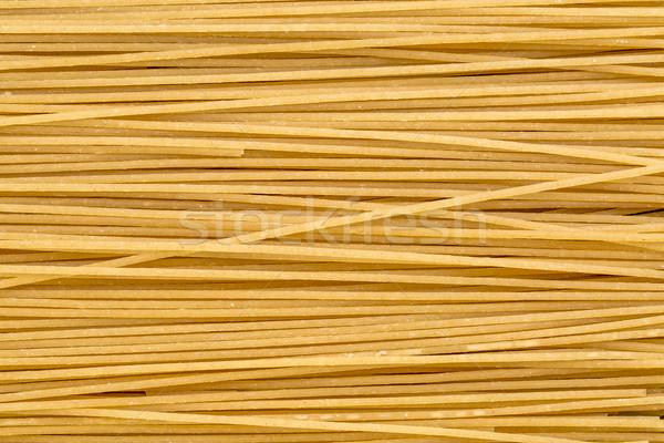 Bruin rijst pasta spaghetti stijl glutenvrij Stockfoto © PixelsAway