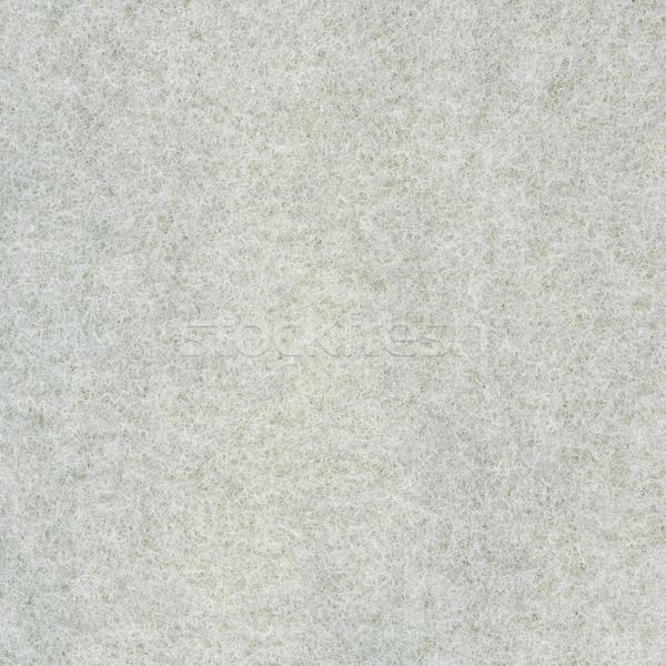 Fehér szűrő anyag textúra absztrakt kaotikus Stock fotó © PixelsAway