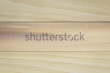 unfinished poplar wood  Stock photo © PixelsAway