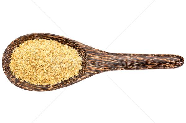 golden flax meal  Stock photo © PixelsAway
